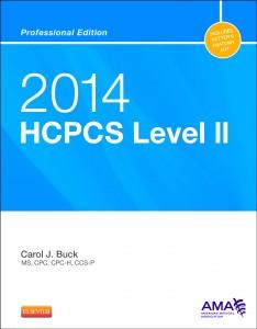 2014 HCPCS Professional